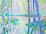 Lowcountry Landscape No. 12 - 30x40