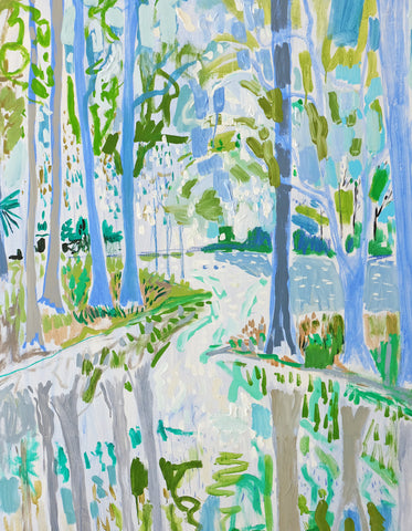 Lowcountry Landscape No. 19 - 36x48