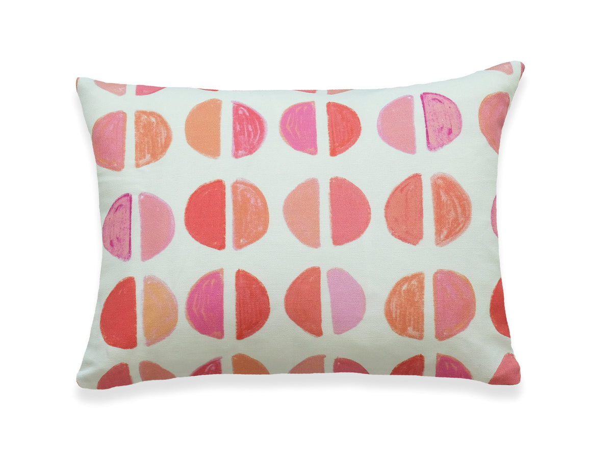 *NEW* Mims - Peach Pillow