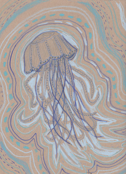 """J"" is for Jellyfish"