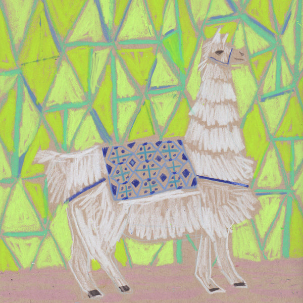 """L"" is for Llama"