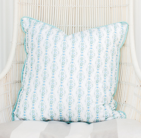 Sky Trellis Pillow