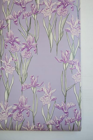 Annabelle Wallpaper: Lilac