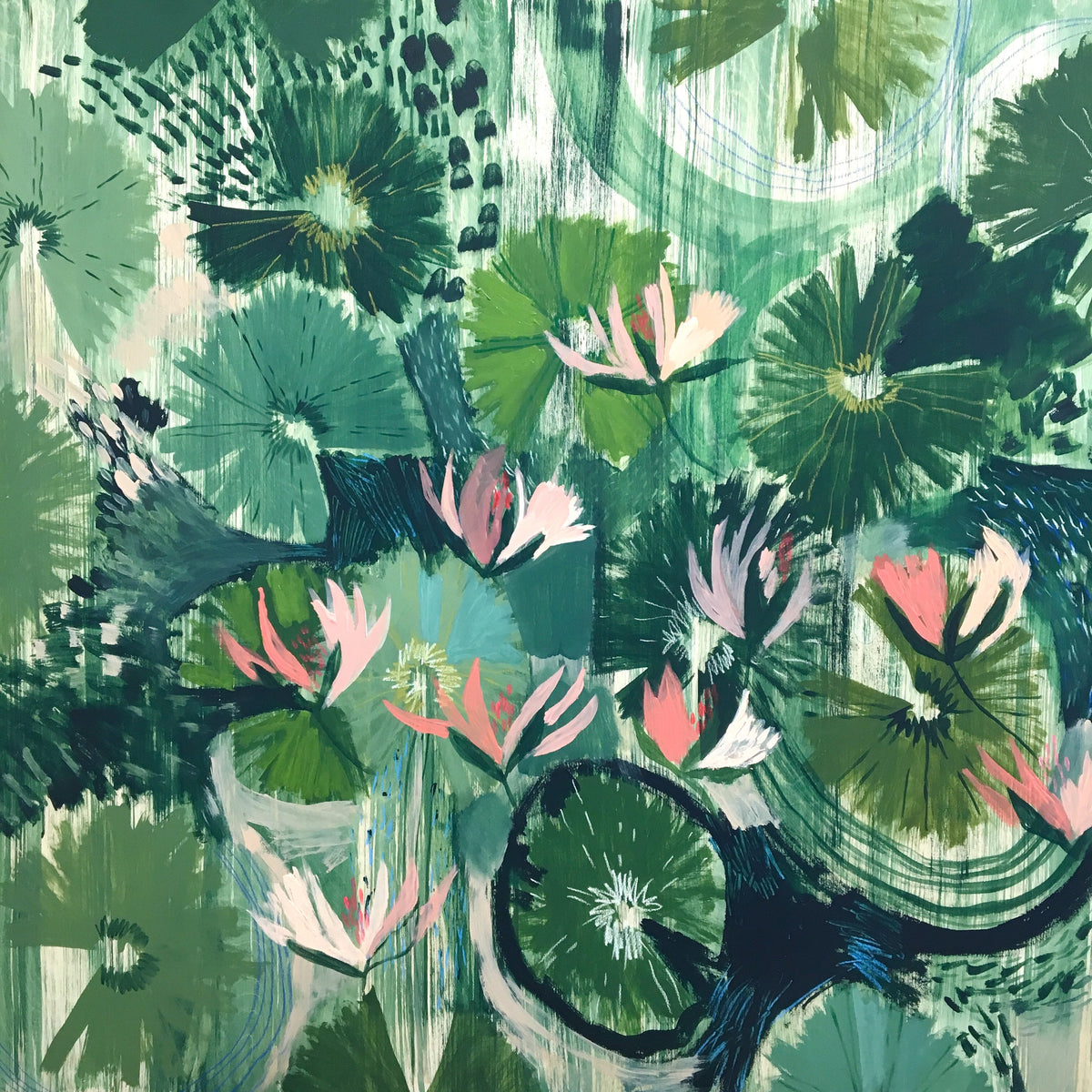 AQUATIC PLANTS NO.33 - 48x48