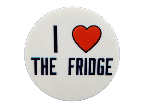 Chicago Sports - I Heart The Fridge Plate Disc