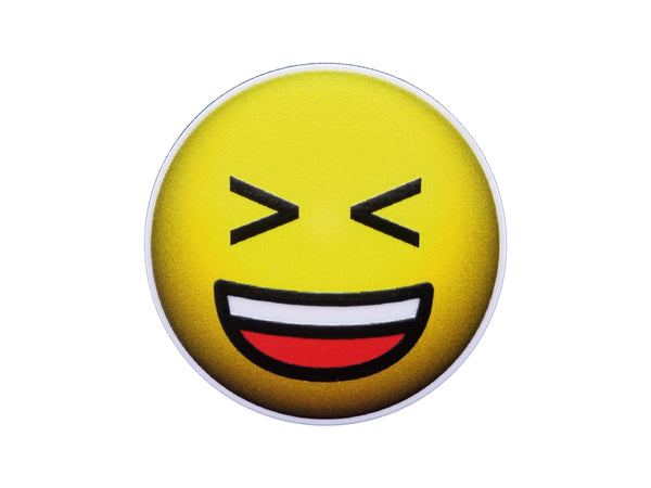 Emoji - Laughing Emoji Plate Disc