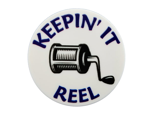 Fishing - Keepin It Reel Plate Disc