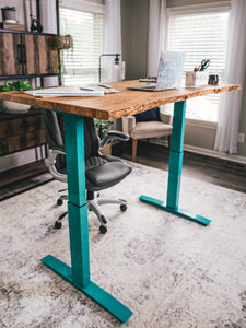Versa: The Height Adjustable Desk