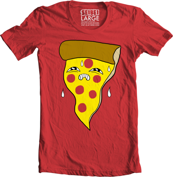 Pizza Sweats T-shirt