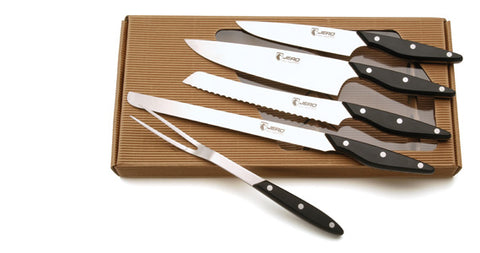 Coimbra Five Piece Knife Set