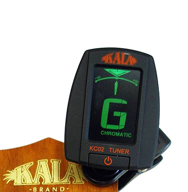 Clip-on Ukulele Tuner