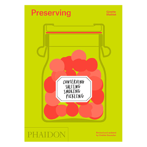 Preserving - Ginette Mathiot