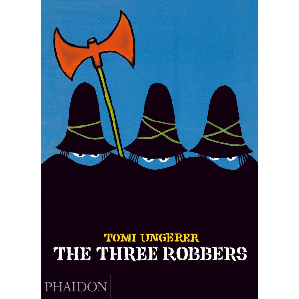 The Three Robbers - Tomi Ungerer