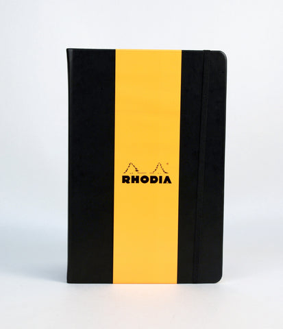 Hardcover Webby Notebook A5 140x210mm