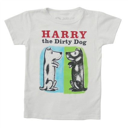 Harry the Dirty Dog Kid's Tee