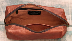 Le Barbier Leather Toiletry Bag