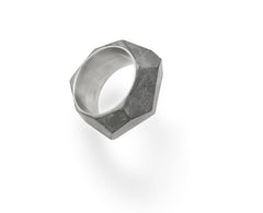 Concrete Rock Ring
