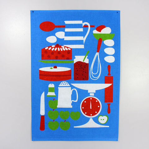 Kitchen Baking Tea Towel