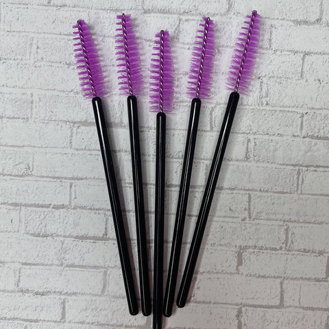 Lash Brush (Purple & Black)