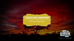 Creature Kingdom: The Big 5