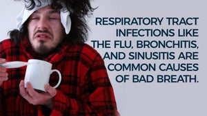 Allergies and Postnasal Drip May Lead to Foul Breath
