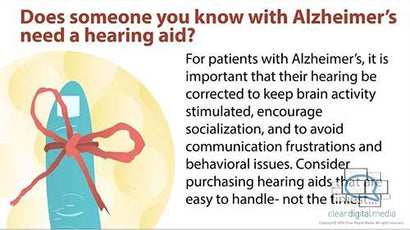 Alzheimer's and Hearing Loss 4 Version 2