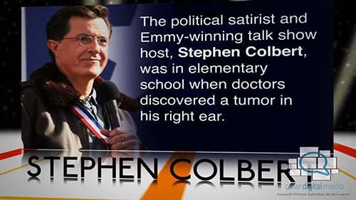 Celebrities and Hearing Loss Version 2 - Colbert