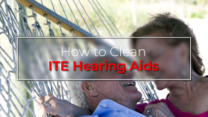 How To Clean ITE Hearing Aid