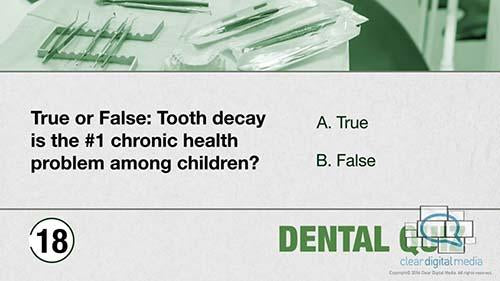 Dental Quiz 11 Version 1