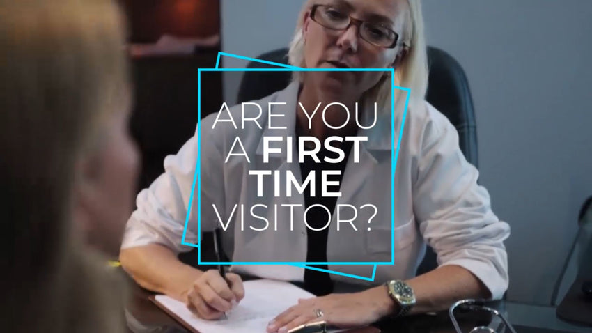 Are You a First Time Visitor?