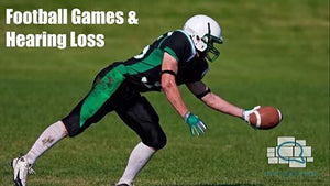 Football Games & Hearing Loss