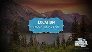 Location: Glacier National Park