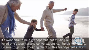 Grandparents Day - Audiology