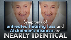 Hearing Stats - Hearing Loss and Alzheimers