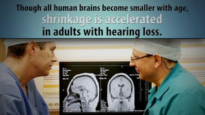 Hearings Stats - Accelerated Brain Shrinkage
