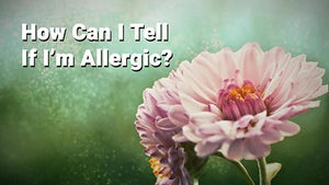 How Can I Tell If I'm Allergic - Version 2
