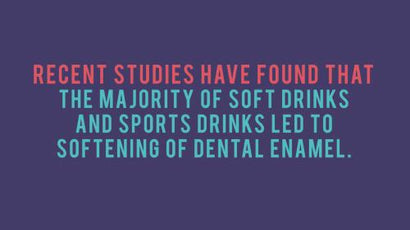 In The Press - Sugar Free Drinks Can Damage Teeth - Version 2