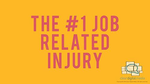 In The Press: #1 Job Related Injury Version 2