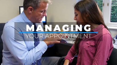 Managing Your Appointment