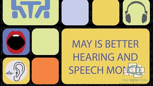Better Hearing Month - Communication