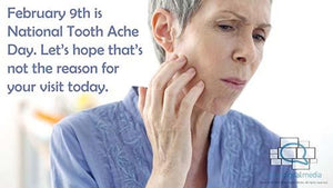 National Tooth Ache Day