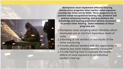 Occupational Noise Exposure 5 Version 4