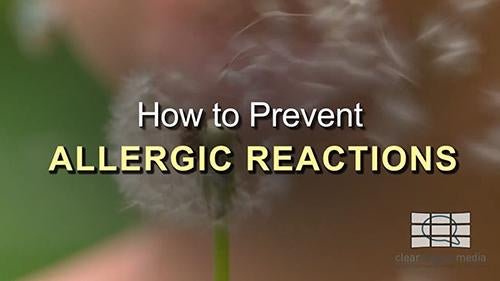 How to Prevent Allergic reactions - Version 2