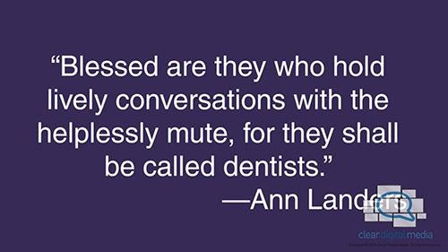 Quotables: Ann Landers version 1