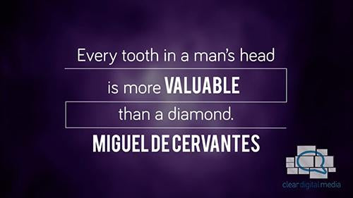 Quotables: Miguel De Cervantes Version 2