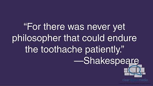 Quotables: Shakespeare Version 1