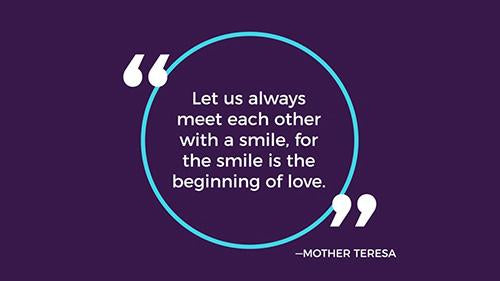 Quoteables: Mother Teresa Version 3