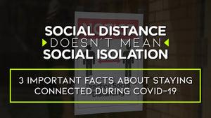 Social Distancing Facts - Fact 1
