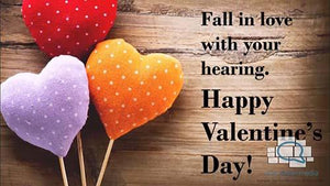 Valentine's Day- Audiology