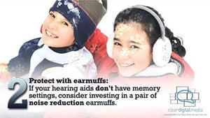 5 Hearing Aid Tips for Winter